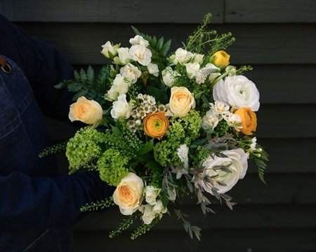 Spring Hand-Tied Seasonal bouquet