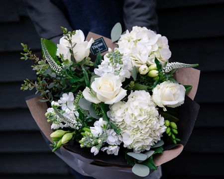 Sympathy Hand-Tied Bouquet
